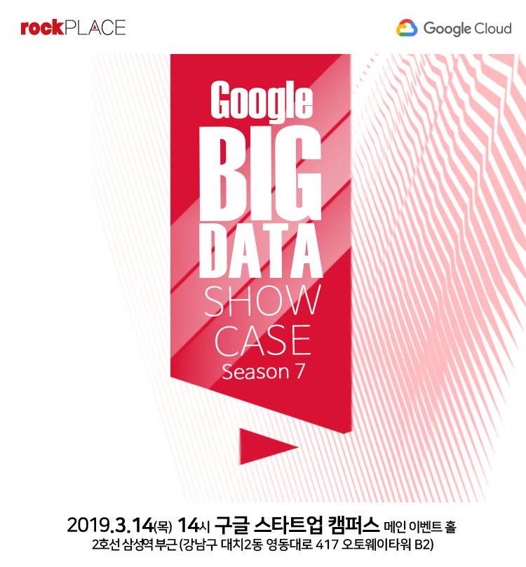 Google Big data showcase Season 7